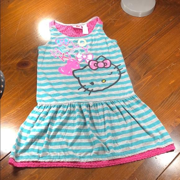 Hello Kitty Other - Hello Kitty Knit Dress